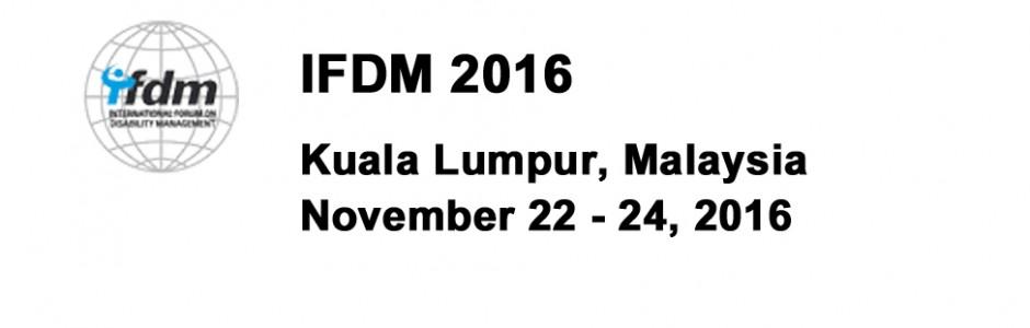 IFDM 2016